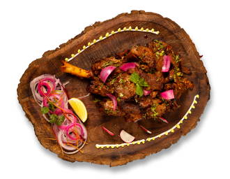 Baluchi Raan Whole Lamb Leg